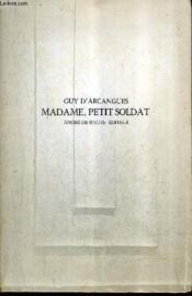Madame Petit Soldat. - Couverture - Format classique