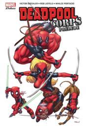 Deadpool corps ; prélude - Couverture - Format classique