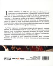 Essais de cirque ; le Lido, centre des arts du cirque de Toulouse - 4ème de couverture - Format classique