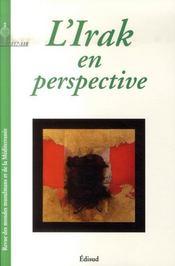 L'Irak en perspective - Intérieur - Format classique