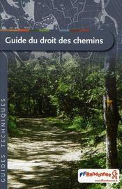 Guide technique du droit des chemins - Intérieur - Format classique