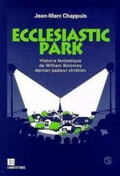 Ecclesiastic Park - Couverture - Format classique