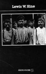 Lewis w. hine photo poche n 50 - Couverture - Format classique