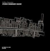 Studio shakhari bazar - Couverture - Format classique