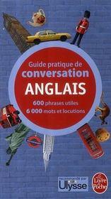 telecharger Guide pratique de conversation – anglais livre PDF en ligne gratuit