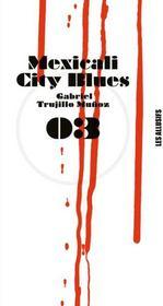 Mexicali city blues - Couverture - Format classique
