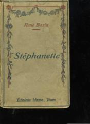 Stéphanette - Couverture - Format classique