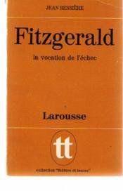 Fitzgerald - Couverture - Format classique