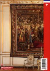 1663, l'alliance avec le Roi de France ; histoire et tapisserie - 4ème de couverture - Format classique