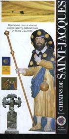 Europe : Chemins De Saint-Jacques. Collection : Guides Gallimard. - Couverture - Format classique