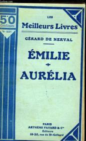 Emilie Souvenirs De La Revolution Francaise - Aurelia - Couverture - Format classique