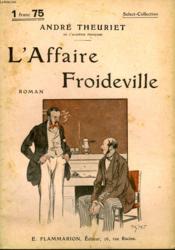 L'Affaire Froideville. Collection : Select Collection N° 124 - Couverture - Format classique