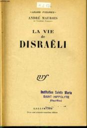 La Vie D'Israëli - Couverture - Format classique