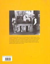 Gr-toulouse lautrec - 4ème de couverture - Format classique