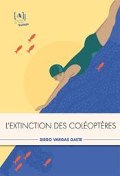 L'extinction des coléoptères - Couverture - Format classique