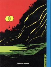 Le tribut - 4ème de couverture - Format classique