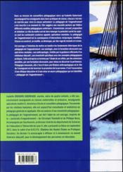 Haubans T.9 ; la pédagogie de l'engendrement - 4ème de couverture - Format classique