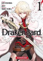 Drakengard t.1 - Couverture - Format classique