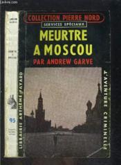 Meurtre A Moscou- L Aventure Criminelle N°95 - Couverture - Format classique