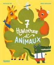 7 histoires d'animaux - Couverture - Format classique