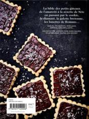Le bible des petits gâteaux ; 200 recettes originales & créatives - 4ème de couverture - Format classique