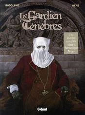Le gardien des ténèbres t.1 ; le cabinet du docteur ward - Intérieur - Format classique