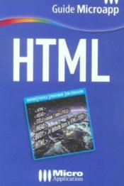 Html - Couverture - Format classique