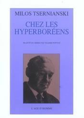 Chez Les Hyperboreens - Intérieur - Format classique