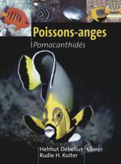 Poissons-anges ; pomacanthides - Couverture - Format classique