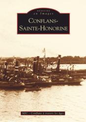 Conflans-Sainte-Honorine - Couverture - Format classique