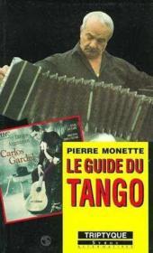 Le guide du tango - Couverture - Format classique