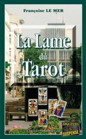 La lame du tarot - Couverture - Format classique