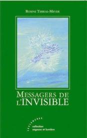 Messagers de l'invisible - Couverture - Format classique
