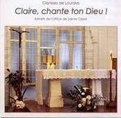 Claire, chante ton dieu ! - Intérieur - Format classique