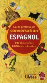 telecharger Guide pratique de conversation – espagnol livre PDF en ligne gratuit