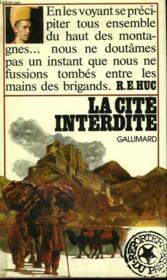 La Cite Interdite. Collection : Reporters Du Passe. - Couverture - Format classique