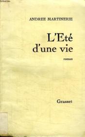 L Ete D Une Vie. - Couverture - Format classique