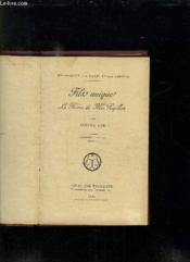 FILS UNIQUE. LE NEVEU DE MELLE PAPILLON. 7em EDITION. - Couverture - Format classique