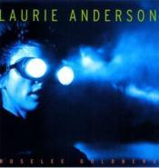 Laurie Anderson /Anglais - Couverture - Format classique