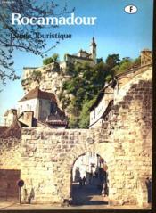 Rocamadour - Guide Touristique - Couverture - Format classique