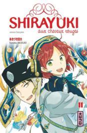 Shirayuki aux cheveux rouges T.11 - Couverture - Format classique