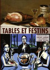 Tables et festins - Couverture - Format classique