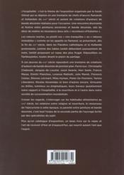 Tables et festins - 4ème de couverture - Format classique