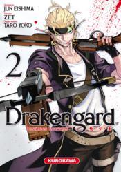 Drakengard t.2 - Couverture - Format classique