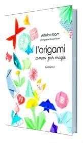L'origami comme par magie - Couverture - Format classique