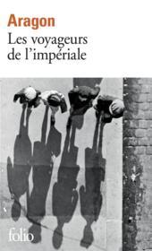Les voyageurs de l'impériale - Couverture - Format classique