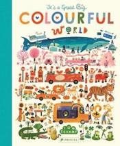 It s a great, big colourful world - Couverture - Format classique