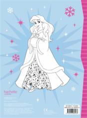 Super colo ; Disney Princesses - 4ème de couverture - Format classique