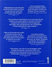 Zadig N.8 ; mieux manger - 4ème de couverture - Format classique