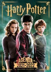 Agenda Harry Potter (édition 2021/2022) - Couverture - Format classique